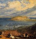 Turner Joseph Mallord William Falmouth Harbour Cornwall
