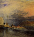 Turner Joseph Mallord William Folkestone from the Sea