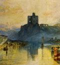 Turner Joseph Mallord William Norham Castle on the River Tweed