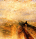 Turner Joseph Mallord William Rain Steam and Speed the Great Western Railway