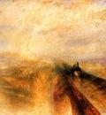 Turner Joseph Mallord William Rain Steam and Speed the Great Western Railway