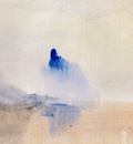 Turner Joseph Mallord William Study Of A Castle By A Lake