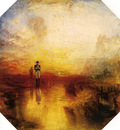 Turner Joseph Mallord William The exile and the snail