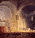 Turner Joseph Mallord William Transept of Ewenny Prijory Glamorganshire