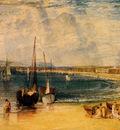 Turner Joseph Mallord William Weymouth Dorsetshire