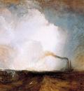 Turner Joseph Staffa Fingals Cave Sun