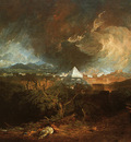 turner joseph the fifth plague of egypt