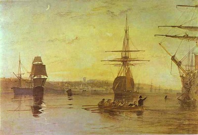 William Turner Cowes, Isle of Wight