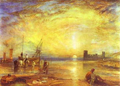 William Turner Flint Castle