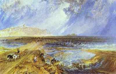 William Turner Rye, Sussex