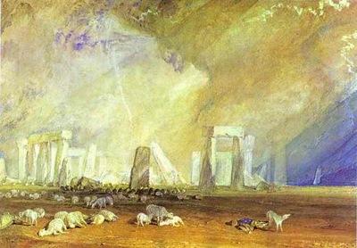 William Turner Stonehenge