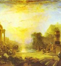 William Turner The Decline of the Carthaginian Empire