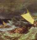 William Turner The Shipwreck