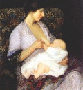 turner mother and child c1908