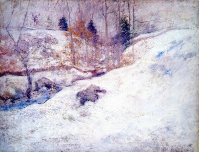 twachtman february c1890