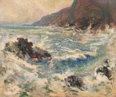 twachtman sea scene