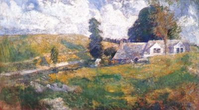 twachtman summer late 1890s
