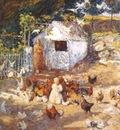 twachtman barnyard