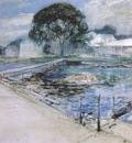 twachtman harbor view hotel c1902