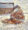 twachtman hayrick c1890