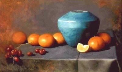 Turquoise Tangerines