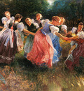 Ujvary Ignac The Rite Of Spring