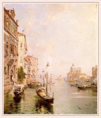 Unterberger GrandCanal Venice sj