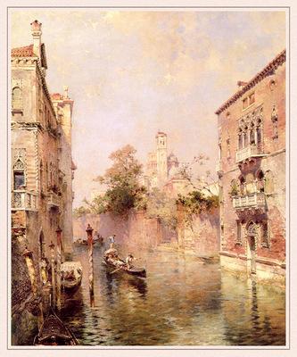 Unterberger Rio San Bernardo Venice sj