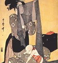 utamaro women making dresses 2 left panel