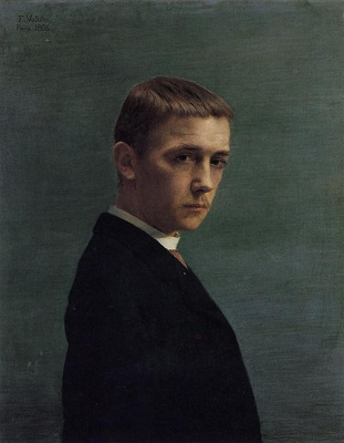 vallotton felix self portrait at