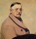 Vallotton Felix Self Portrait