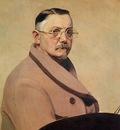 Vallotton Felix Self Portrait