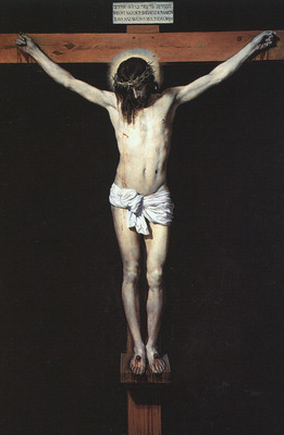 Christ on the Cross EUR