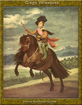 PO Vp S1 08 Diego Velazquez Prince Balthasar Carlos
