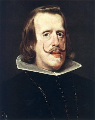 Velazquez Portrait of Philip IV