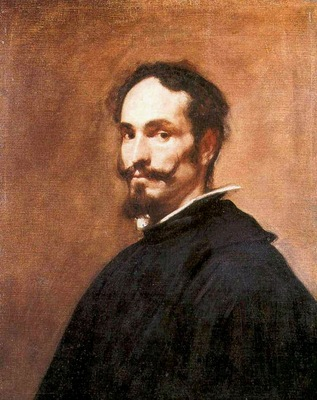 Velazquez Portrait of a Man