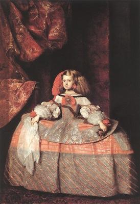 Velazquez The Infanta Don Margarita de Austria