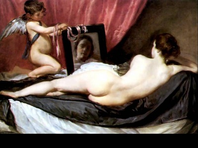 erotic art csg018 the toilet of venus diego velazquez