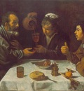 Peasants at the table EUR