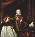 Prince Baltasar and dwarf EUR