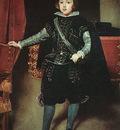Velazquez Don Balthasar Carlos