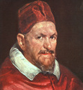 Velazquez Pope Innocent X