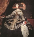 Velazquez Queen Dona Mariana of Austria