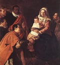 Velazquez The Adoration of the Magi