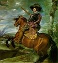 Velazquez The Count Duke of Olivares on Horseback