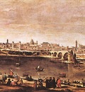 Velazquez View of Zaragoza