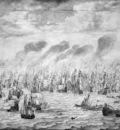 Velde I van de Willem Sea battle at Terheide Sun