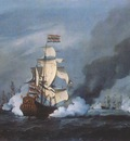 velde the younger the battle of kijkduin near texel 21 august 1673