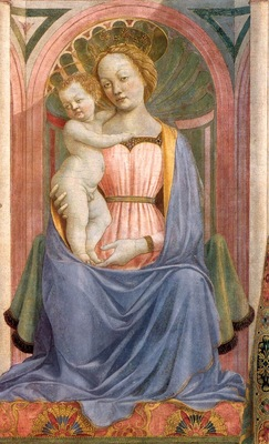 The Madonna and Child with Saints3 WGA