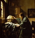 Vermeer The astronomer, Louvre